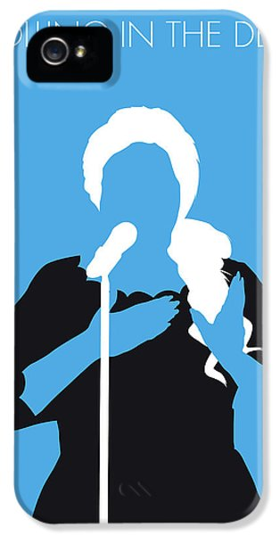 No099 My Adele Minimal Music Poster IPhone 5 Case