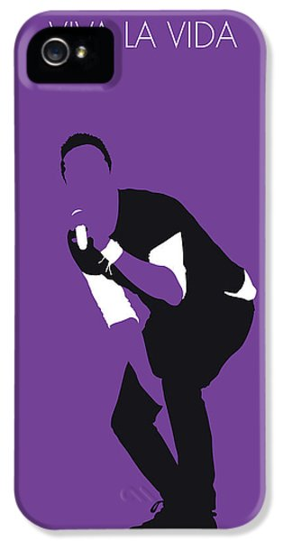 No121 My Coldplay Minimal Music Poster IPhone 5 Case