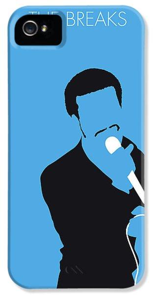 No139 My Kurtis Blow Minimal Music Poster IPhone 5 Case
