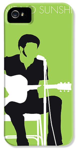 Rhythm And Blues iPhone 5 Case - No156 My Bill Withers Minimal Music Poster by Chungkong Art