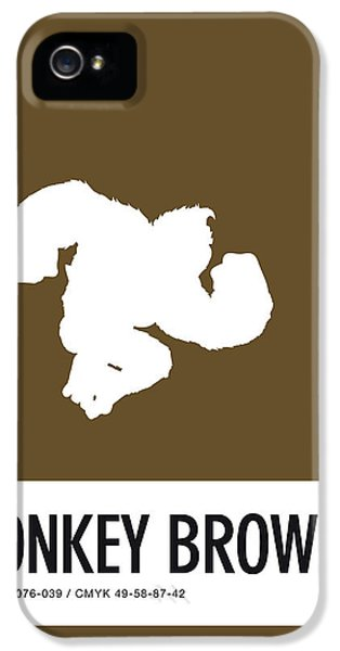 Daisy iPhone 5 Case - No37 My Minimal Color Code Poster Donkey Kong by Chungkong Art