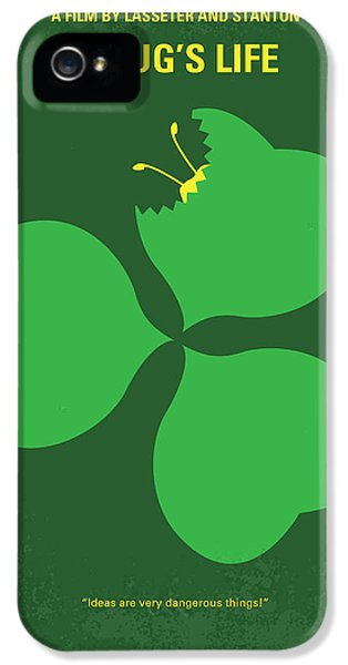 No401 My A Bugs Life Minimal Movie Poster IPhone 5 / 5s Case by Chungkong Art