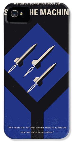 No802-3 My The Terminator 3 Minimal Movie Poster IPhone 5 Case