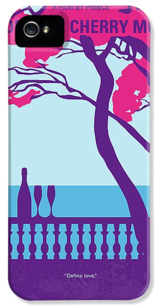 Miami iPhone 5 Case - No933 My Under The Cherry Moon Minimal Movie Poster by Chungkong Art