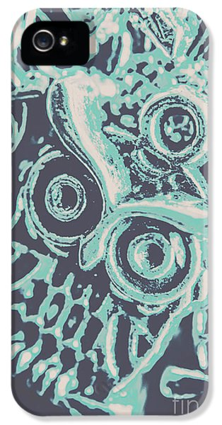 Nocturnal The Blue Owl IPhone 5 Case by Jorgo Photography - Wall Art Gallery