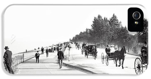 North Lake Shore Drive - Chicago 1905 IPhone 5 Case