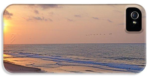 North Topsail Beach Glory IPhone 5 Case