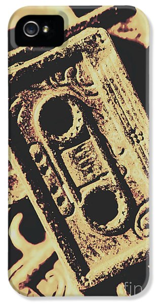 Damage iPhone 5 Case - Nostalgic Sound by Jorgo Photography - Wall Art Gallery