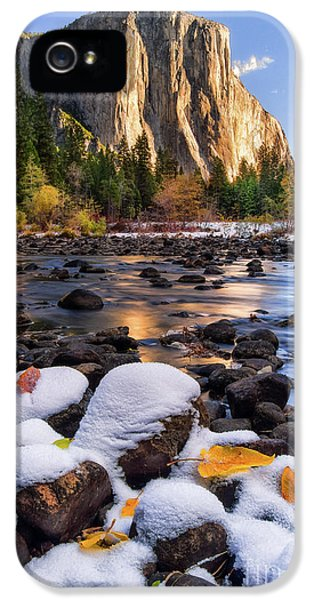 November Morning IPhone 5 / 5s Case by Anthony Michael Bonafede