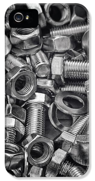 Nuts And Bolts  IPhone 5 Case