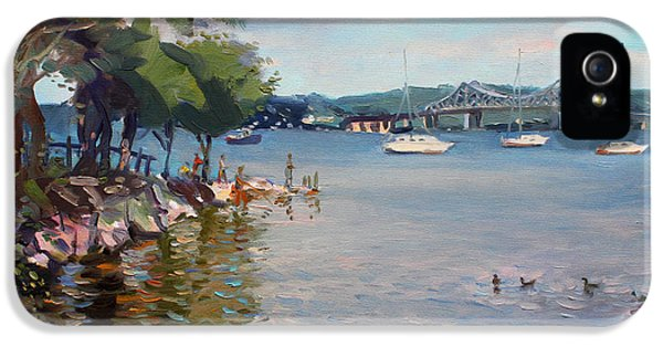 Nyack Park By Hudson River IPhone 5 Case