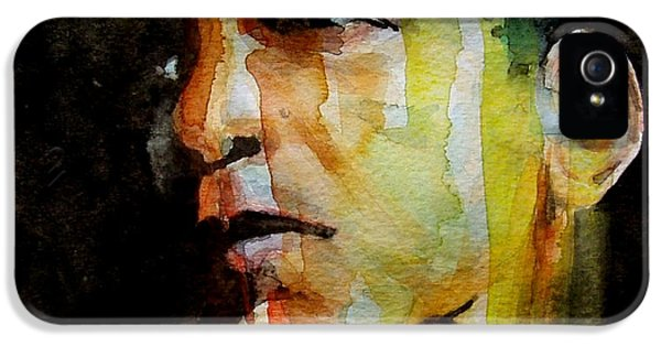 Obama IPhone 5 Case by Paul Lovering