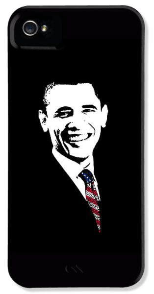 Obama IPhone 5 Case by War Is Hell Store