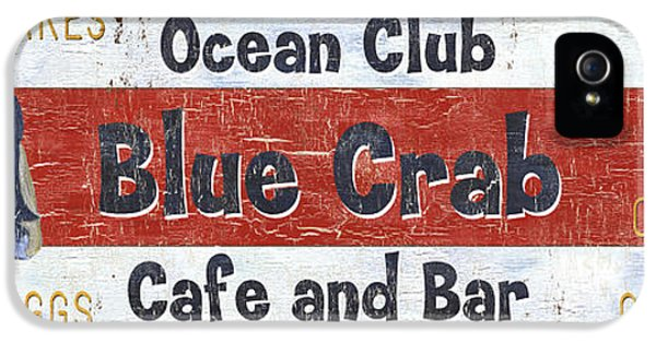 Ocean Club Cafe IPhone 5 Case