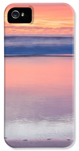 Ocean Glow IPhone 5 Case by Az Jackson