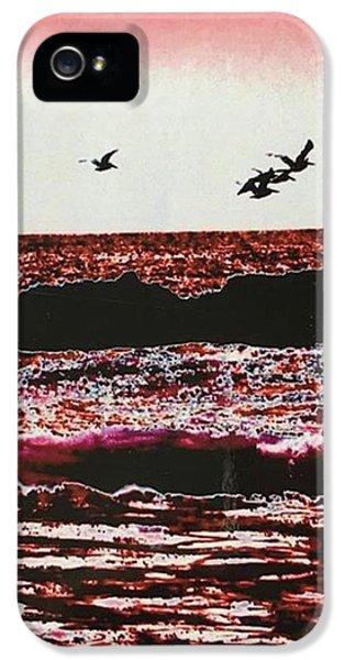 iPhone 5 Case - Ocean  by Naomi Ibuki