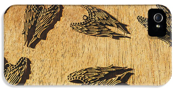 Pendant iPhone 5 Case - Of Devils And Angels by Jorgo Photography - Wall Art Gallery
