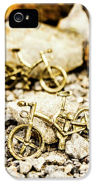 Pendant iPhone 5 Case - Off Road Bike Trinkets by Jorgo Photography - Wall Art Gallery