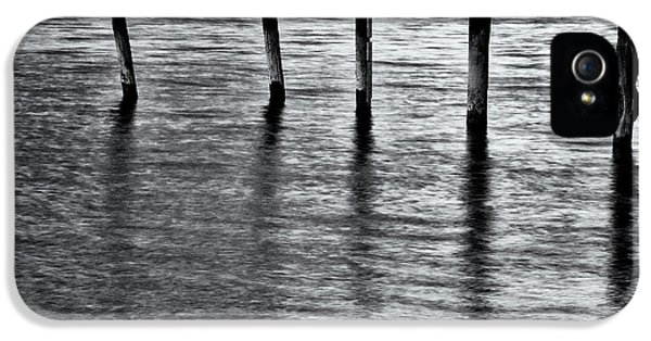 IPhone 5 Case featuring the photograph Old Jetty - S by Werner Padarin