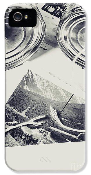Damage iPhone 5 Case - Old Line Of Failure by Jorgo Photography - Wall Art Gallery