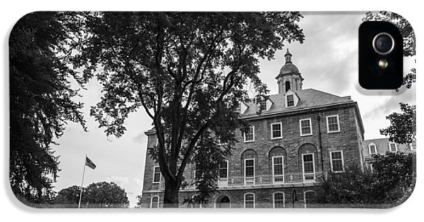 Old Main Penn State IPhone 5 / 5s Case by John McGraw