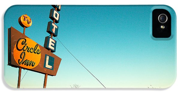 Old Motel Neon IPhone 5 Case