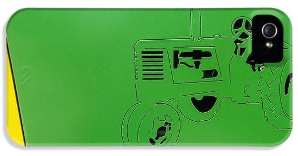 Oliver Tractor iPhone 5 Case - Oliver Super 88 by Trey Foerster