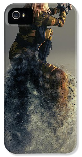 On Duty IPhone 5 Case