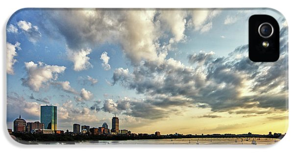 On The Charles II IPhone 5 Case by Rick Berk