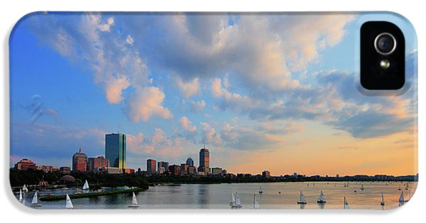 On The River IPhone 5 Case by Rick Berk