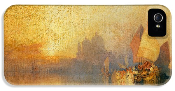Opalescent Venice IPhone 5 Case by Thomas Moran