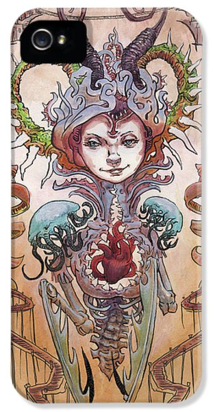 Openheart IPhone 5 Case by Ethan Harris