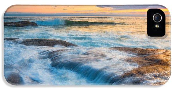 Oregon's Gold Coast IPhone 5 Case by Darren  White