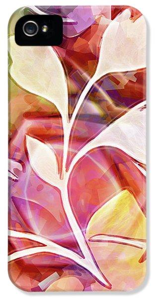 Organic Colors IPhone 5 Case by Lutz Baar
