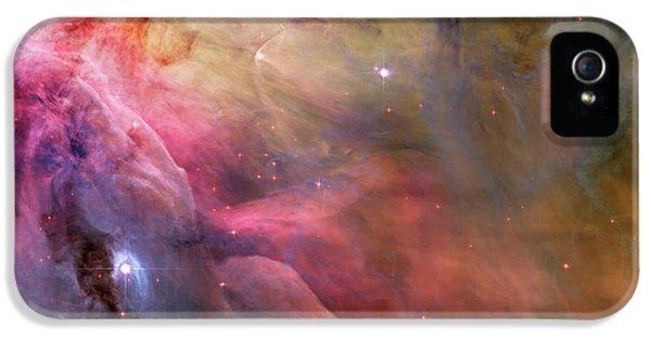 Orion Nebula M42 IPhone 5 Case by Mark Kiver
