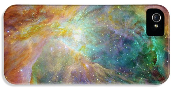 Orion Nebula IPhone 5 Case by Mark Kiver