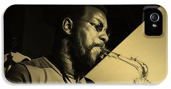 Ornette Coleman Collection IPhone 5 Case