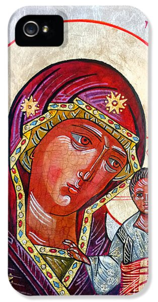 Our Lady Of Kazan Iv IPhone 5 Case