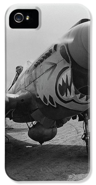 P-40 Warhawk - Flying Tiger IPhone 5 Case