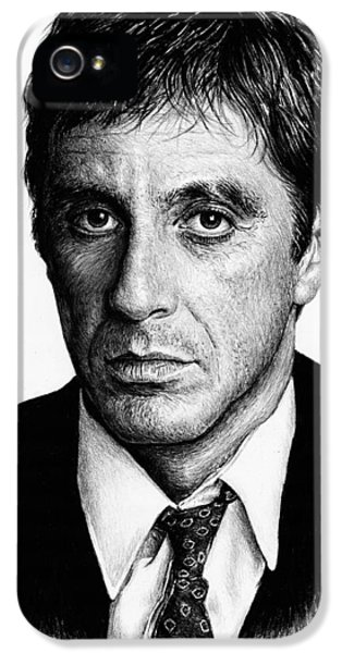 Pacino Scarface IPhone 5 Case