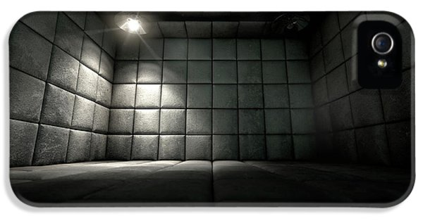 Padded Cell Dirty Spotlight IPhone 5 Case