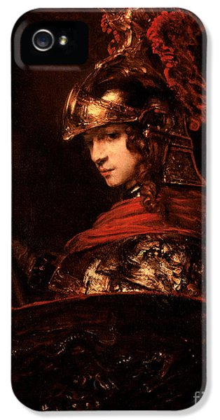 Pallas Athena  IPhone 5 Case
