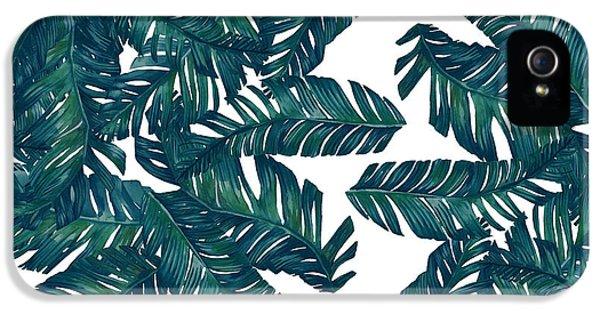 Palm Tree 7 IPhone 5 Case by Mark Ashkenazi