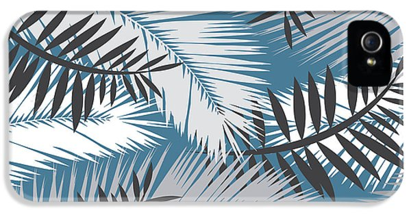 Palm Trees 10 IPhone 5 / 5s Case by Mark Ashkenazi