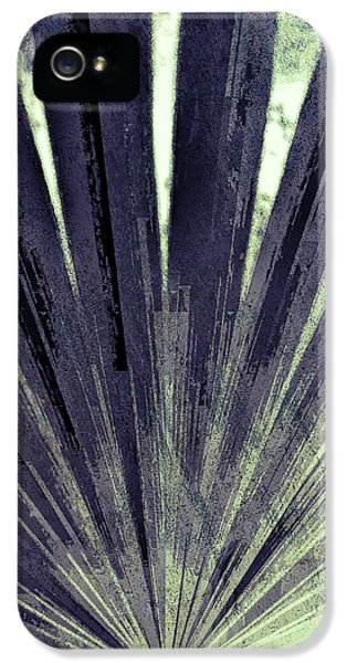 Palmetto Abstract No. 5 IPhone 5 Case by Marvin Spates