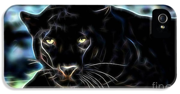 Panther Collection IPhone 5 Case