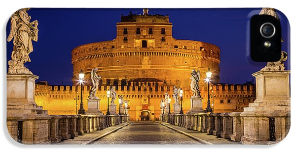 Pathway To Sant'angelo IPhone 5 Case