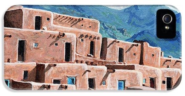 Patrolling The Pueblo IPhone 5 Case