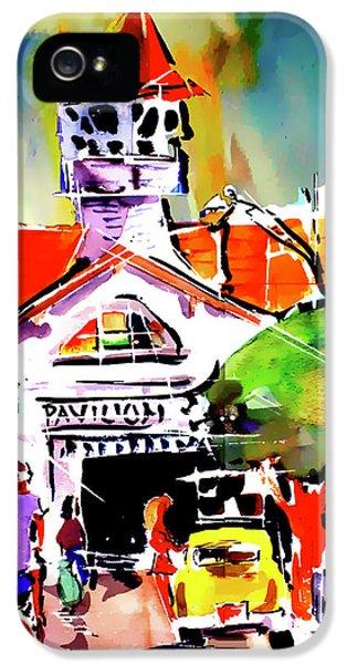 Pavilion IPhone 5 Case