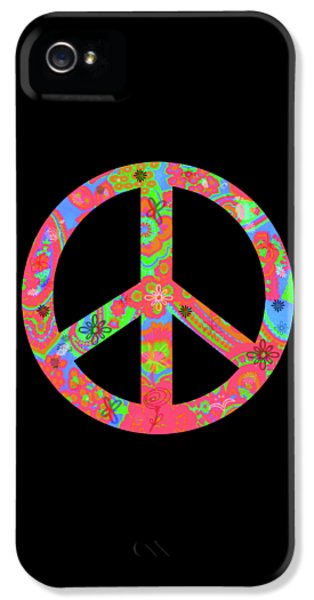 Peace IPhone 5 Case